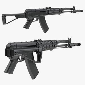 3D model aek-971 aek 971