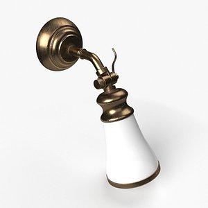 italy spot lamp vento 3D