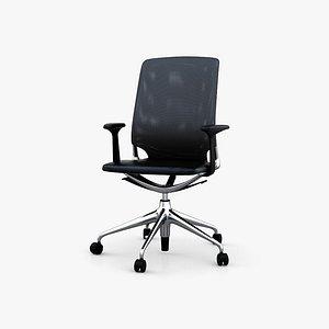 Vitra Meda Chair model