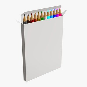pencil box color model