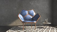 Louis5 chair by Fratelli Boffi