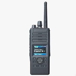 walkie-talkie model