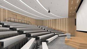 Ladder Classroom 3D