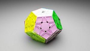3D model Megaminx