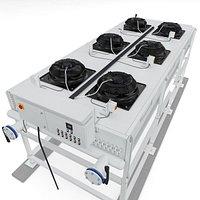 Chiller Air Cooler Radiator