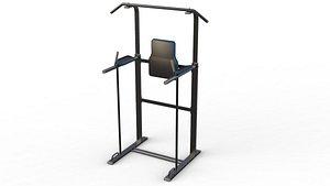 gym rack model