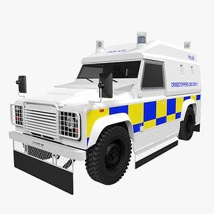 Land Rover Tangi 3D