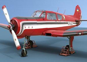 3D model Yakovlev Yak-18T