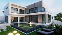 Exterior house F01