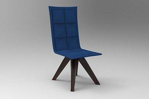 Taiga Chair 3D model