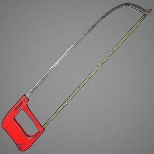 3D hacksaw tools