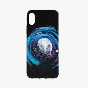 iPhone XS Max Case 3 3D