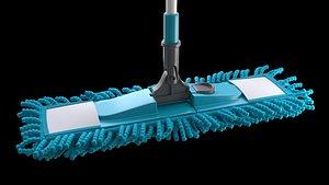 3D mop tool model