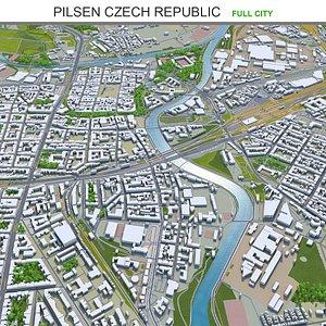 3D Pilsen Czech Republic