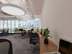3D Office Office Building Office Large Office Office Lobby Office Roaming Modern Office Manager Office