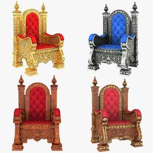 throne s 3D