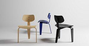 SE42 Chair 3D model