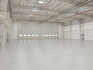3D hangar 2