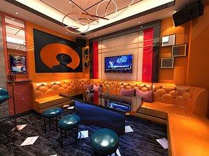 3D KTV bar