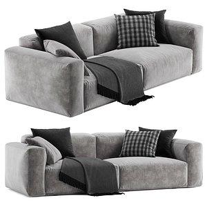 Bolton sofa by Poliform 3D model