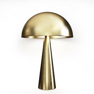 table lamp lachlin 3D