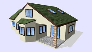 house 042 3D