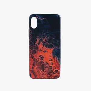 iPhone x Case 10 3D model