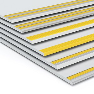 calypso anti-slip pads steps 3D model
