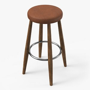 3D ch56 bar stool lighting