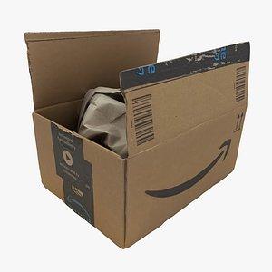 3D model amazon package