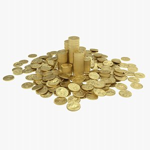 Ethereum Coin Pile model