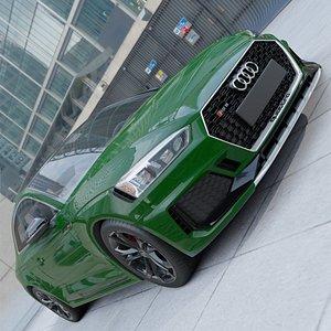 3D Audi RS5 2018