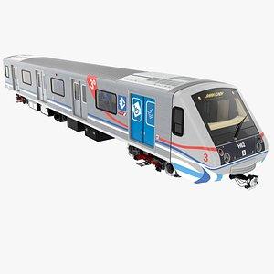 3D metro