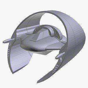 stargate needle threader 3d model