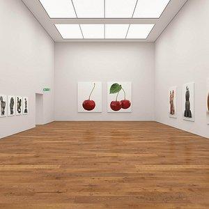 3D Art Gallery 010
