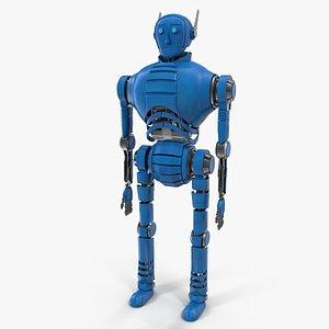 robot explorer model
