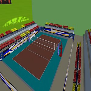 Volleyball Arena 3D