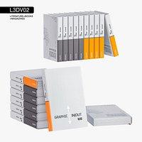 L3DV02G08 - books set