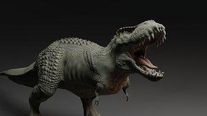 VRex 3D Model 3D model