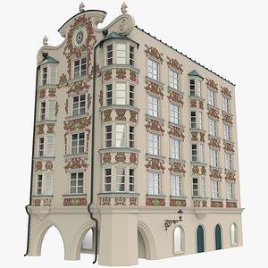 3D Building X2
