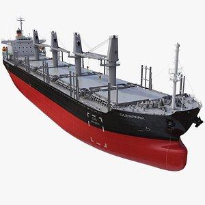 3D general cargo ship