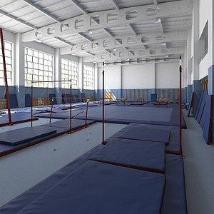 3D Gymnastics Training Camp