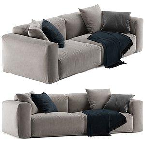 3D Poliform Bolton sofa