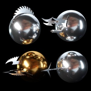 Phantasm sentinel spheres part 1 3D model