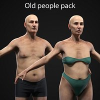 Old People Collection