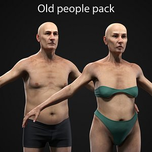 Old People Collection model
