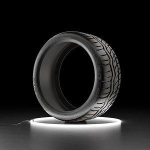 Car tire Falken Azenis RT 615K 3D