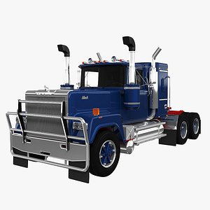 3D Mack Superliner 1993