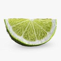Lime quarter