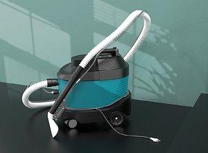 3D Vacuum cleaner intelligent home appliances